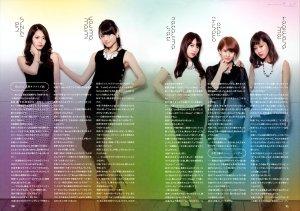C ute, Hagiwara Mai, Magazine, Nakajima Saki, Okai Chisato, Suzuki Airi, Yajima Maimi-537536