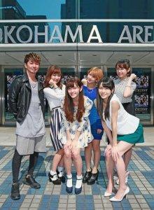 C ute, Hagiwara Mai, Nakajima Saki, Okai Chisato, Suzuki Airi, Yajima Maimi-538061