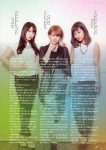 Hagiwara Mai, Magazine, Nakajima Saki, Okai Chisato-537666