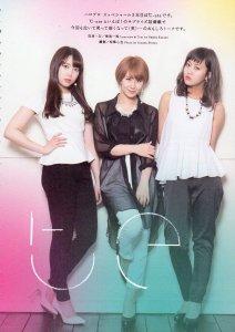 Hagiwara Mai, Magazine, Nakajima Saki, Okai Chisato-537668