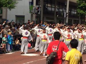 Yosakoi matsuri (3)